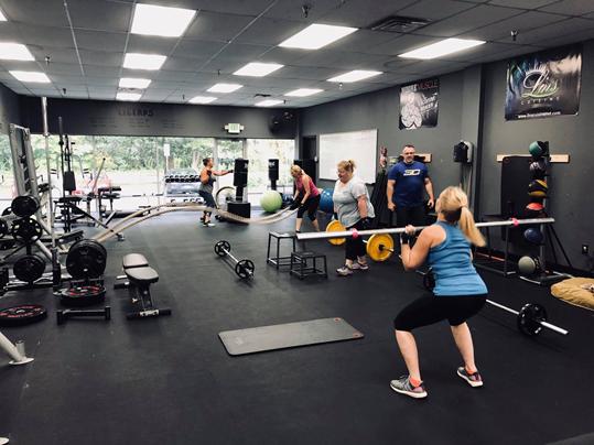 group fitness blog